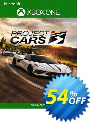 Project Cars 3 Xbox One (UK) discount coupon Project Cars 3 Xbox One (UK) Deal 2021 CDkeys - Project Cars 3 Xbox One (UK) Exclusive Sale offer for iVoicesoft