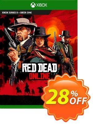 Red Dead Online Xbox One (UK) discount coupon Red Dead Online Xbox One (UK) Deal 2021 CDkeys - Red Dead Online Xbox One (UK) Exclusive Sale offer for iVoicesoft