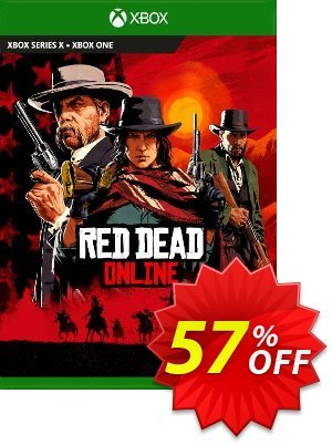 Red Dead Online Xbox One (US) discount coupon Red Dead Online Xbox One (US) Deal 2021 CDkeys - Red Dead Online Xbox One (US) Exclusive Sale offer for iVoicesoft