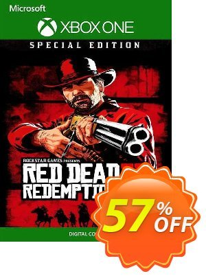 Red Dead Redemption 2 - Special Edition Xbox One (UK) discount coupon Red Dead Redemption 2 - Special Edition Xbox One (UK) Deal 2021 CDkeys - Red Dead Redemption 2 - Special Edition Xbox One (UK) Exclusive Sale offer for iVoicesoft
