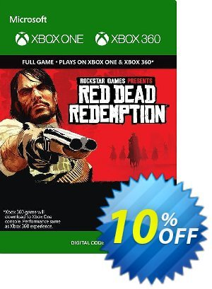 Red Dead Redemption Xbox 360/Xbox One discount coupon Red Dead Redemption Xbox 360/Xbox One Deal 2021 CDkeys - Red Dead Redemption Xbox 360/Xbox One Exclusive Sale offer for iVoicesoft