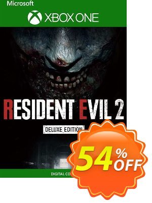 RESIDENT EVIL 2 Deluxe Edition Xbox One (UK) discount coupon RESIDENT EVIL 2 Deluxe Edition Xbox One (UK) Deal 2021 CDkeys - RESIDENT EVIL 2 Deluxe Edition Xbox One (UK) Exclusive Sale offer for iVoicesoft