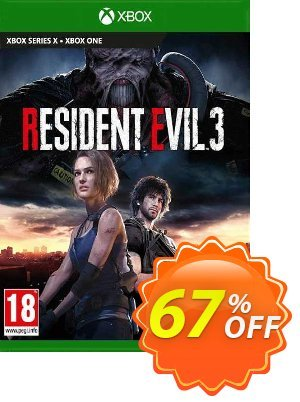 Resident Evil 3 Xbox One (US) discount coupon Resident Evil 3 Xbox One (US) Deal 2021 CDkeys - Resident Evil 3 Xbox One (US) Exclusive Sale offer for iVoicesoft