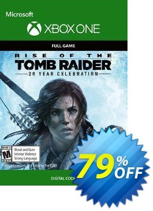 Rise of the Tomb Raider: 20 Year Celebration Xbox One (EU) discount coupon Rise of the Tomb Raider: 20 Year Celebration Xbox One (EU) Deal 2021 CDkeys - Rise of the Tomb Raider: 20 Year Celebration Xbox One (EU) Exclusive Sale offer for iVoicesoft
