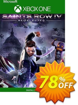 Saints Row IV Re-Elected Xbox One (EU) discount coupon Saints Row IV Re-Elected Xbox One (EU) Deal 2021 CDkeys - Saints Row IV Re-Elected Xbox One (EU) Exclusive Sale offer for iVoicesoft