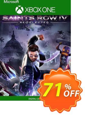 Saints Row IV Re-Elected Xbox One (US) discount coupon Saints Row IV Re-Elected Xbox One (US) Deal 2021 CDkeys - Saints Row IV Re-Elected Xbox One (US) Exclusive Sale offer for iVoicesoft