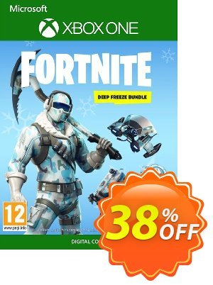 Fortnite Deep Freeze Bundle Xbox One discount coupon Fortnite Deep Freeze Bundle Xbox One Deal 2021 CDkeys - Fortnite Deep Freeze Bundle Xbox One Exclusive Sale offer for iVoicesoft