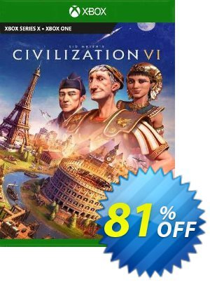 Sid Meier's Civilization VI Xbox One discount coupon Sid Meier's Civilization VI Xbox One Deal 2021 CDkeys - Sid Meier's Civilization VI Xbox One Exclusive Sale offer for iVoicesoft