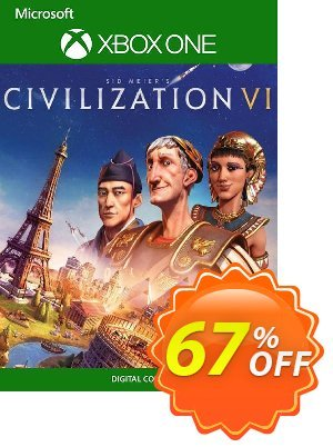 Sid Meier's Civilization VI 6 Xbox One (UK) discount coupon Sid Meier's Civilization VI 6 Xbox One (UK) Deal 2021 CDkeys - Sid Meier's Civilization VI 6 Xbox One (UK) Exclusive Sale offer for iVoicesoft
