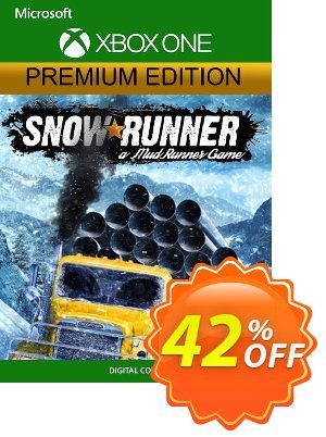 SnowRunner - Premium Edition Xbox One (UK) discount coupon SnowRunner - Premium Edition Xbox One (UK) Deal 2021 CDkeys - SnowRunner - Premium Edition Xbox One (UK) Exclusive Sale offer for iVoicesoft