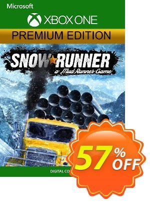SnowRunner - Premium Edition Xbox One (US) Coupon, discount SnowRunner - Premium Edition Xbox One (US) Deal 2021 CDkeys. Promotion: SnowRunner - Premium Edition Xbox One (US) Exclusive Sale offer for iVoicesoft