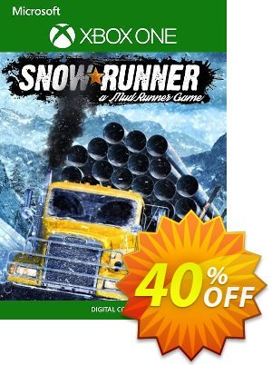 SnowRunner Xbox One (UK) Coupon, discount SnowRunner Xbox One (UK) Deal 2021 CDkeys. Promotion: SnowRunner Xbox One (UK) Exclusive Sale offer for iVoicesoft