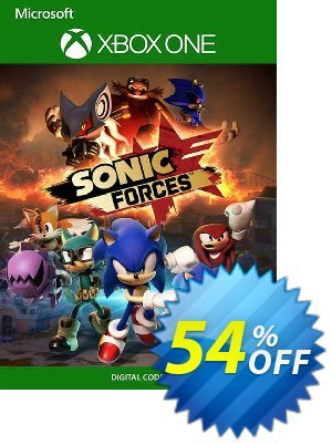 Sonic Forces Xbox One (UK) discount coupon Sonic Forces Xbox One (UK) Deal 2021 CDkeys - Sonic Forces Xbox One (UK) Exclusive Sale offer for iVoicesoft