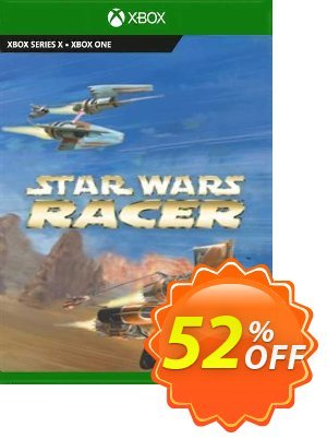 Star Wars Episode I Racer Xbox One (UK) discount coupon Star Wars Episode I Racer Xbox One (UK) Deal 2021 CDkeys - Star Wars Episode I Racer Xbox One (UK) Exclusive Sale offer for iVoicesoft