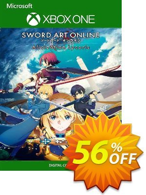 SWORD ART ONLINE Alicization Lycoris Xbox One (UK) discount coupon SWORD ART ONLINE Alicization Lycoris Xbox One (UK) Deal 2021 CDkeys - SWORD ART ONLINE Alicization Lycoris Xbox One (UK) Exclusive Sale offer for iVoicesoft