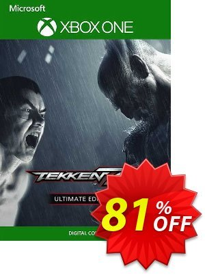 TEKKEN 7 - Ultimate Edition Xbox One (UK) discount coupon TEKKEN 7 - Ultimate Edition Xbox One (UK) Deal 2021 CDkeys - TEKKEN 7 - Ultimate Edition Xbox One (UK) Exclusive Sale offer for iVoicesoft