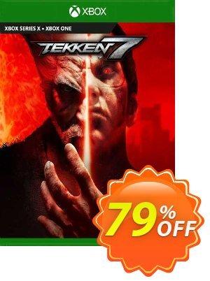 Tekken 7 Xbox One (UK) discount coupon Tekken 7 Xbox One (UK) Deal 2021 CDkeys - Tekken 7 Xbox One (UK) Exclusive Sale offer for iVoicesoft