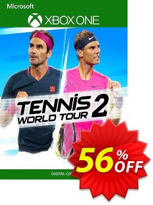 Tennis World Tour 2 Xbox One (UK) Coupon, discount Tennis World Tour 2 Xbox One (UK) Deal 2021 CDkeys. Promotion: Tennis World Tour 2 Xbox One (UK) Exclusive Sale offer for iVoicesoft