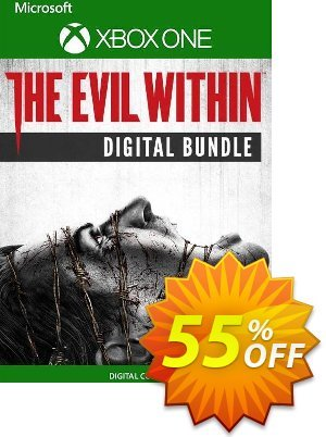 The Evil Within Bundle Xbox One (UK) discount coupon The Evil Within Bundle Xbox One (UK) Deal 2021 CDkeys - The Evil Within Bundle Xbox One (UK) Exclusive Sale offer for iVoicesoft