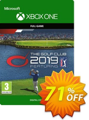 The Golf Club 2019 Feat. PGA Tour Xbox One (US) discount coupon The Golf Club 2019 Feat. PGA Tour Xbox One (US) Deal 2021 CDkeys - The Golf Club 2019 Feat. PGA Tour Xbox One (US) Exclusive Sale offer for iVoicesoft