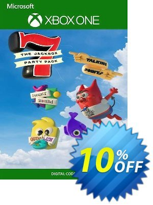 The Jackbox Party Pack 7 Xbox One (EU) discount coupon The Jackbox Party Pack 7 Xbox One (EU) Deal 2021 CDkeys - The Jackbox Party Pack 7 Xbox One (EU) Exclusive Sale offer for iVoicesoft