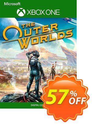The Outer Worlds Xbox One (US) discount coupon The Outer Worlds Xbox One (US) Deal 2021 CDkeys - The Outer Worlds Xbox One (US) Exclusive Sale offer for iVoicesoft