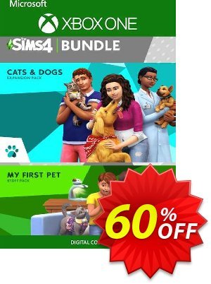 The Sims 4 Cats and Dogs Plus My First Pet Stuff Bundle Xbox One (US) discount coupon The Sims 4 Cats and Dogs Plus My First Pet Stuff Bundle Xbox One (US) Deal 2021 CDkeys - The Sims 4 Cats and Dogs Plus My First Pet Stuff Bundle Xbox One (US) Exclusive Sale offer for iVoicesoft
