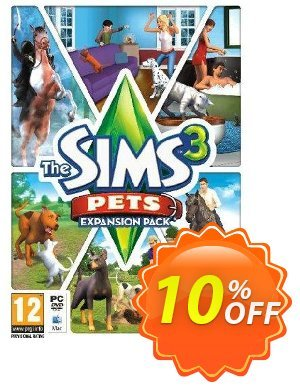 The Sims 3: Pets Expansion Pack (PC/Mac) discount coupon The Sims 3: Pets Expansion Pack (PC/Mac) Deal - The Sims 3: Pets Expansion Pack (PC/Mac) Exclusive offer for iVoicesoft