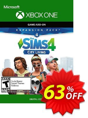 The Sims 4 City Living Xbox One (US) discount coupon The Sims 4 City Living Xbox One (US) Deal 2021 CDkeys - The Sims 4 City Living Xbox One (US) Exclusive Sale offer for iVoicesoft