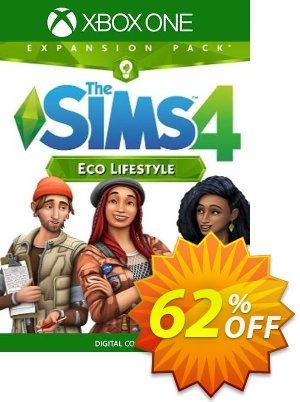 The Sims 4 Eco Lifestyle Xbox One (US) discount coupon The Sims 4 Eco Lifestyle Xbox One (US) Deal 2021 CDkeys - The Sims 4 Eco Lifestyle Xbox One (US) Exclusive Sale offer for iVoicesoft