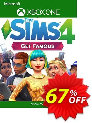 The Sims 4 - Get Famous Xbox One (UK) discount coupon The Sims 4 - Get Famous Xbox One (UK) Deal 2021 CDkeys - The Sims 4 - Get Famous Xbox One (UK) Exclusive Sale offer for iVoicesoft