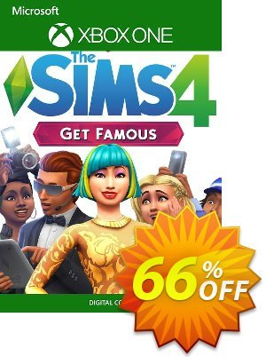 The Sims 4 Get Famous Xbox One (US) discount coupon The Sims 4 Get Famous Xbox One (US) Deal 2021 CDkeys - The Sims 4 Get Famous Xbox One (US) Exclusive Sale offer for iVoicesoft