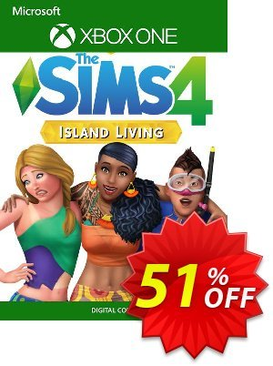 The Sims 4 - Island Living Xbox One discount coupon The Sims 4 - Island Living Xbox One Deal 2021 CDkeys - The Sims 4 - Island Living Xbox One Exclusive Sale offer for iVoicesoft