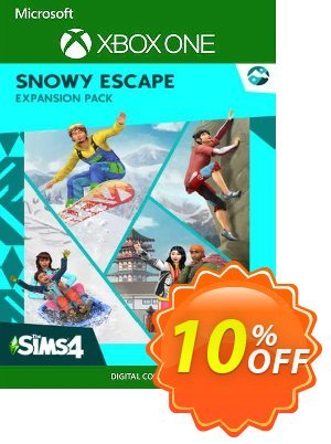 The Sims 4 - Snowy Escape Expansion Pack Xbox One (EU) discount coupon The Sims 4 - Snowy Escape Expansion Pack Xbox One (EU) Deal 2021 CDkeys - The Sims 4 - Snowy Escape Expansion Pack Xbox One (EU) Exclusive Sale offer for iVoicesoft