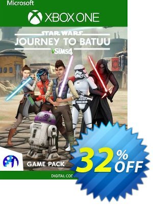 The Sims 4 Star Wars: Journey to Batuu Game Pack Xbox One (UK) discount coupon The Sims 4 Star Wars: Journey to Batuu Game Pack Xbox One (UK) Deal 2021 CDkeys - The Sims 4 Star Wars: Journey to Batuu Game Pack Xbox One (UK) Exclusive Sale offer for iVoicesoft