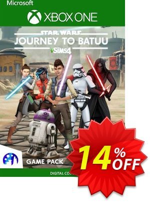 The Sims 4 Star Wars - Journey to Batuu Game Pack Xbox One (US) discount coupon The Sims 4 Star Wars - Journey to Batuu Game Pack Xbox One (US) Deal 2021 CDkeys - The Sims 4 Star Wars - Journey to Batuu Game Pack Xbox One (US) Exclusive Sale offer for iVoicesoft