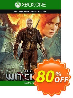 The Witcher 2 Xbox One/360 (UK) discount coupon The Witcher 2 Xbox One/360 (UK) Deal 2021 CDkeys - The Witcher 2 Xbox One/360 (UK) Exclusive Sale offer for iVoicesoft