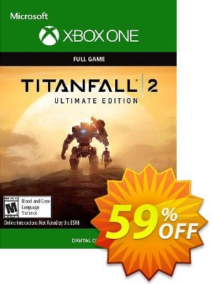 TItanfall 2 - Ultimate Edition Xbox One (US) discount coupon TItanfall 2 - Ultimate Edition Xbox One (US) Deal 2021 CDkeys - TItanfall 2 - Ultimate Edition Xbox One (US) Exclusive Sale offer for iVoicesoft