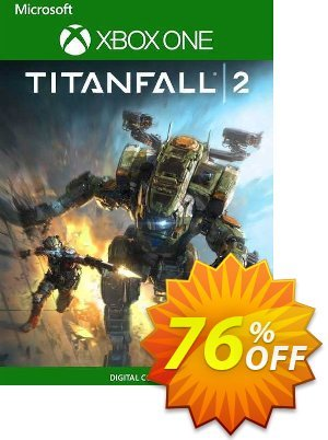 Titanfall 2 Xbox One (US) discount coupon Titanfall 2 Xbox One (US) Deal 2021 CDkeys - Titanfall 2 Xbox One (US) Exclusive Sale offer for iVoicesoft