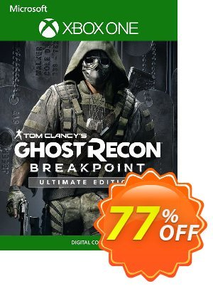Tom Clancy's Ghost Recon Breakpoint Ultimate Edition Xbox One (UK) discount coupon Tom Clancy's Ghost Recon Breakpoint Ultimate Edition Xbox One (UK) Deal 2021 CDkeys - Tom Clancy's Ghost Recon Breakpoint Ultimate Edition Xbox One (UK) Exclusive Sale offer for iVoicesoft
