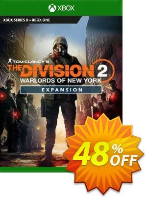 Tom Clancy's The Division 2: Warlords of New York Expansion Xbox One discount coupon Tom Clancy's The Division 2: Warlords of New York Expansion Xbox One Deal 2021 CDkeys - Tom Clancy's The Division 2: Warlords of New York Expansion Xbox One Exclusive Sale offer for iVoicesoft
