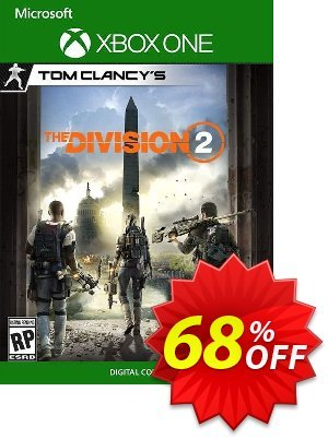 The Division 2 Xbox One (EU) discount coupon The Division 2 Xbox One (EU) Deal 2021 CDkeys - The Division 2 Xbox One (EU) Exclusive Sale offer for iVoicesoft