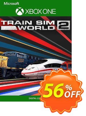Train Sim World 2 Xbox One (UK) discount coupon Train Sim World 2 Xbox One (UK) Deal 2021 CDkeys - Train Sim World 2 Xbox One (UK) Exclusive Sale offer for iVoicesoft