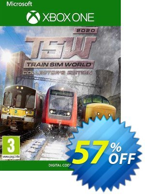 Train Sim World 2020 Collector's Edition Xbox One (UK) discount coupon Train Sim World 2020 Collector's Edition Xbox One (UK) Deal 2021 CDkeys - Train Sim World 2020 Collector's Edition Xbox One (UK) Exclusive Sale offer for iVoicesoft