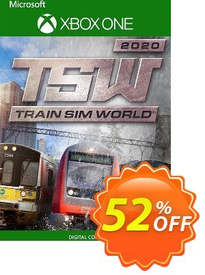 Train Sim World 2020 Xbox One (UK) discount coupon Train Sim World 2020 Xbox One (UK) Deal 2021 CDkeys - Train Sim World 2020 Xbox One (UK) Exclusive Sale offer for iVoicesoft