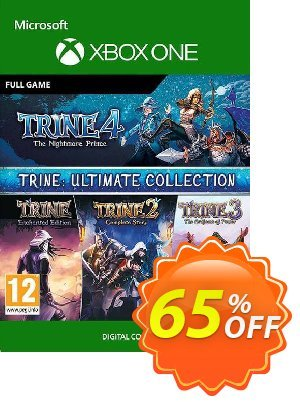 Trine Ultimate Collection Xbox One (UK) discount coupon Trine Ultimate Collection Xbox One (UK) Deal 2021 CDkeys - Trine Ultimate Collection Xbox One (UK) Exclusive Sale offer for iVoicesoft
