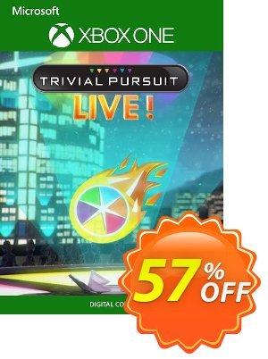 Trivial Pursuit Live! Xbox One (EU) discount coupon Trivial Pursuit Live! Xbox One (EU) Deal 2021 CDkeys - Trivial Pursuit Live! Xbox One (EU) Exclusive Sale offer for iVoicesoft
