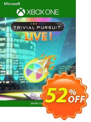 Trivial Pursuit Live! Xbox One (UK) discount coupon Trivial Pursuit Live! Xbox One (UK) Deal 2021 CDkeys - Trivial Pursuit Live! Xbox One (UK) Exclusive Sale offer for iVoicesoft