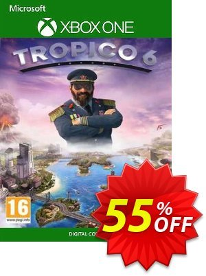 Tropico 6 Xbox One (UK) discount coupon Tropico 6 Xbox One (UK) Deal 2021 CDkeys - Tropico 6 Xbox One (UK) Exclusive Sale offer for iVoicesoft