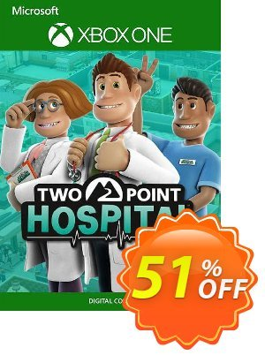 Two Point Hospital Xbox One (UK) discount coupon Two Point Hospital Xbox One (UK) Deal 2021 CDkeys - Two Point Hospital Xbox One (UK) Exclusive Sale offer for iVoicesoft